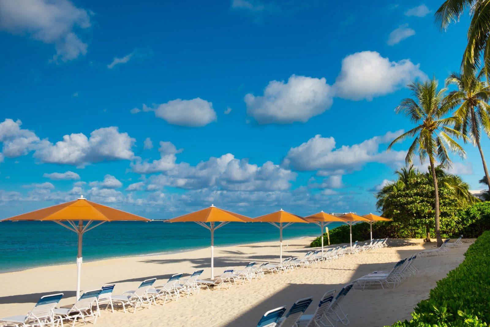 пляж Севен-Майл-Бич (Негрил, Ямайка)