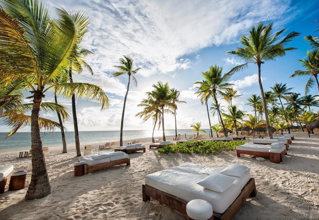 пляж Баваро в Доминикане