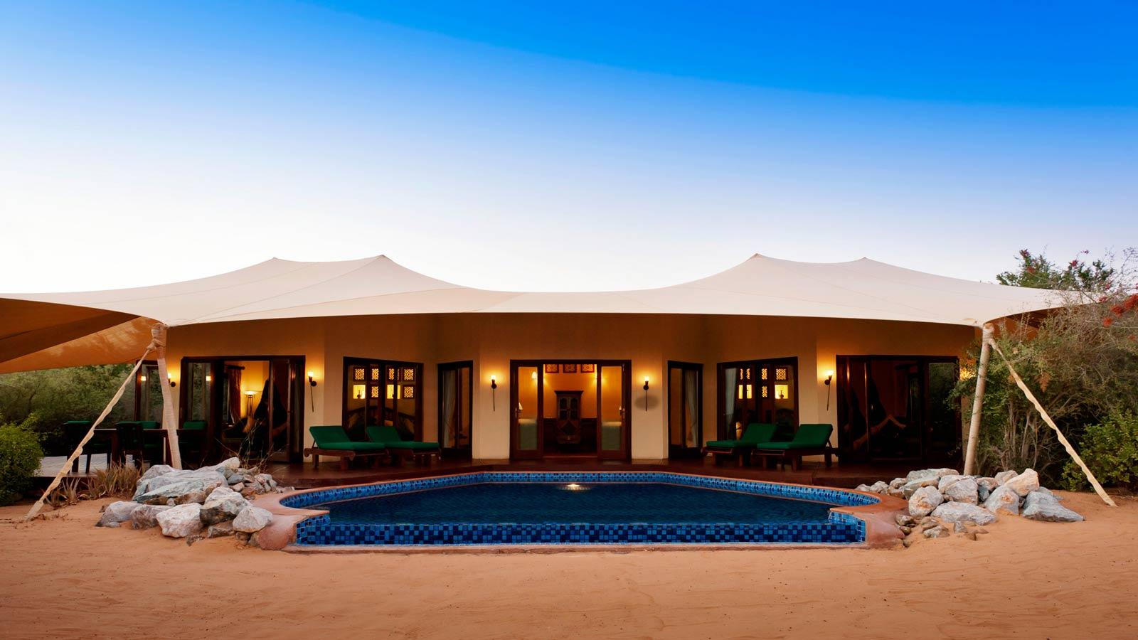 Al Maha Desert Resort&SPA, Dubai