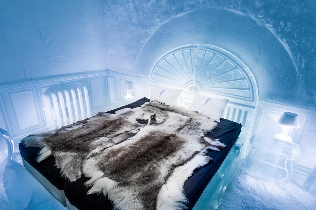The Ice Hotel, Швеция