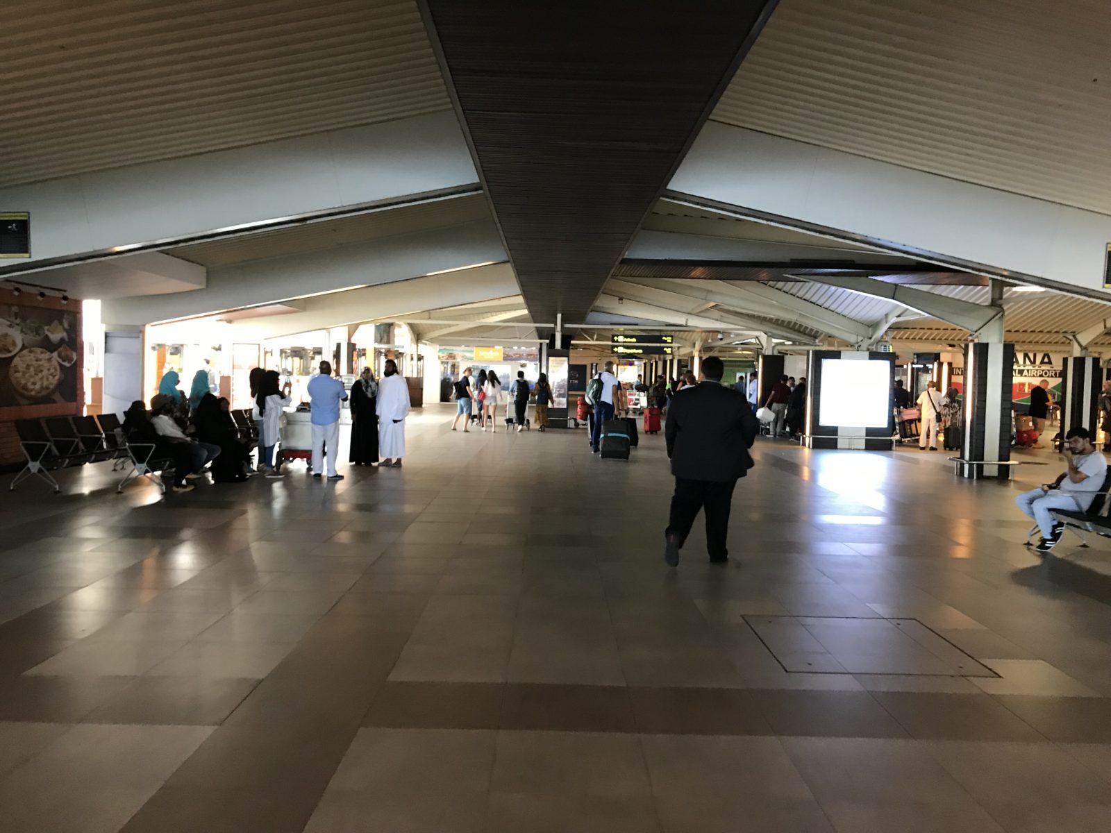 аэропорт Мале на Мальдивах