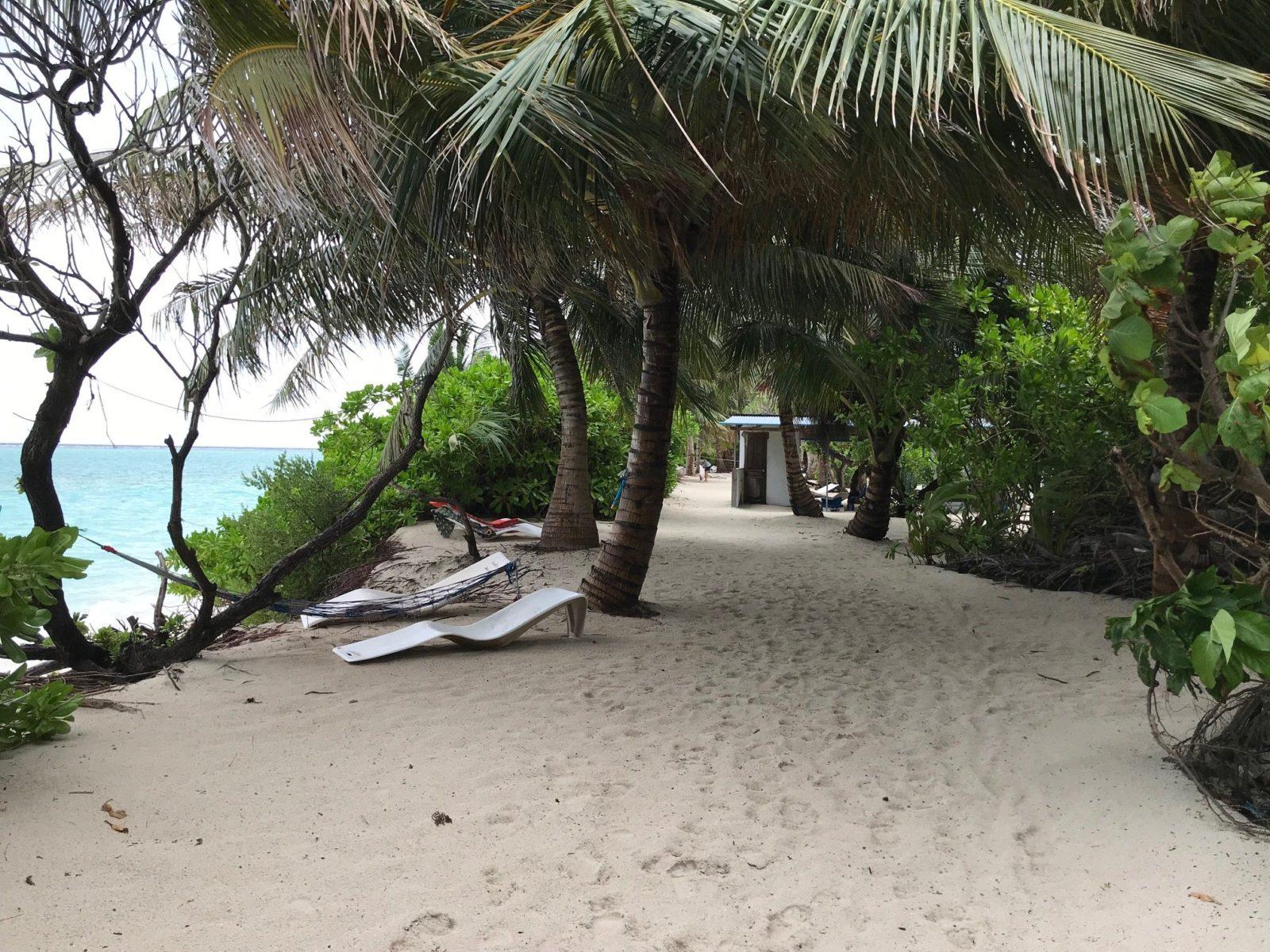 бикини пляж на острове Тодду