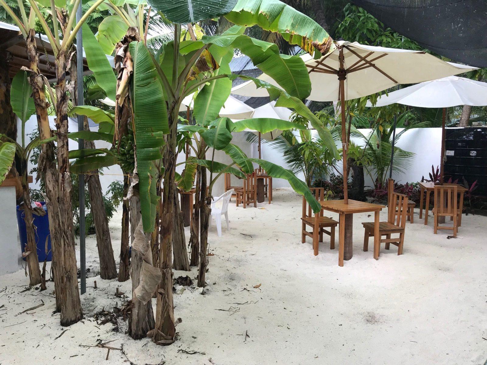 отель Mativeri Inn на Мальдивах, остров Мативери