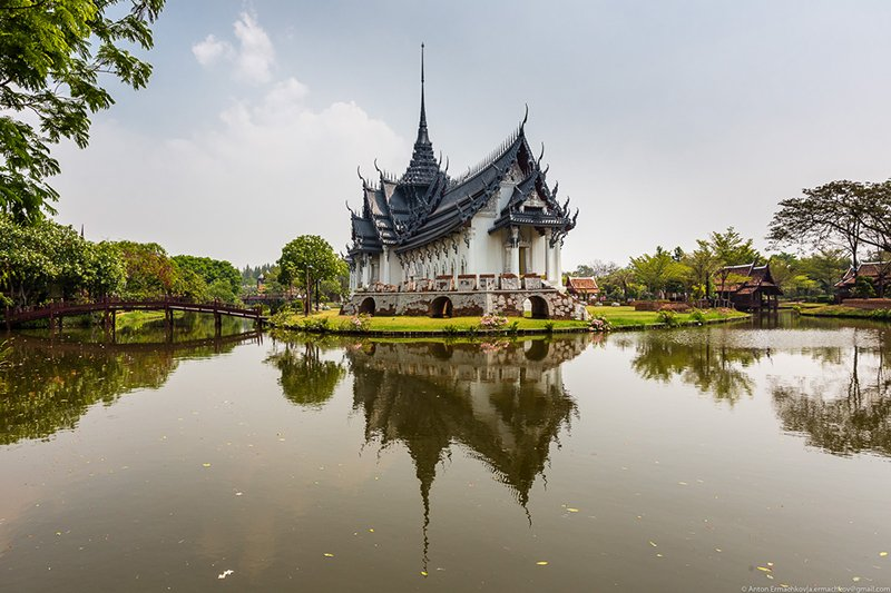 парк-музей Муанг Боран в Бангкоке