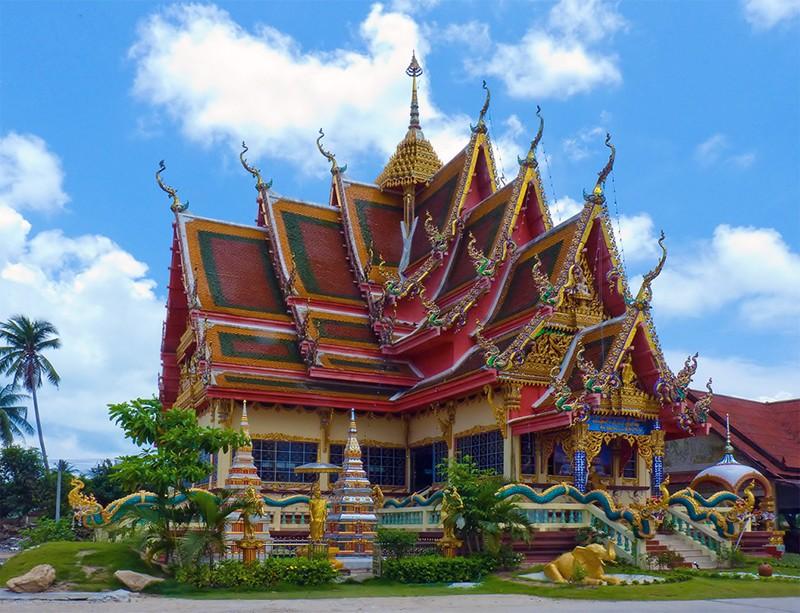 Храм Ламаи на Самуи