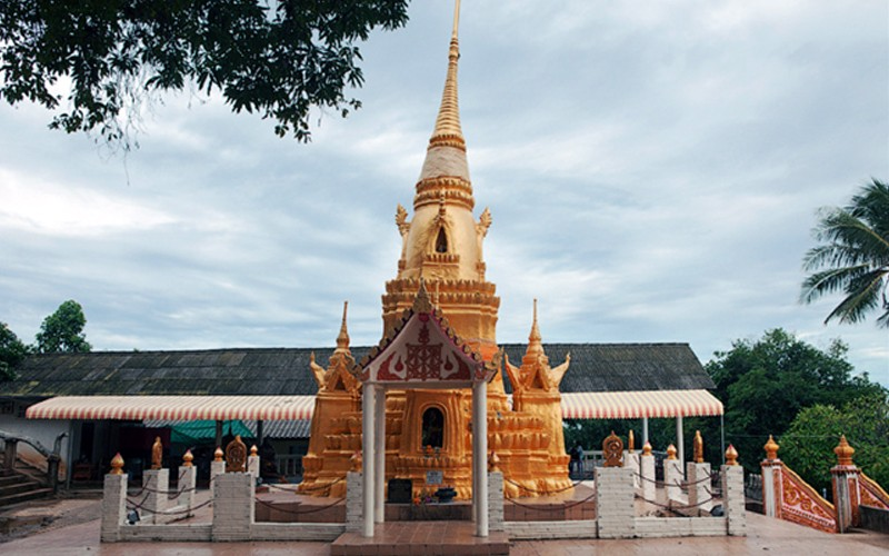 Храм Сила Нгу на Самуи