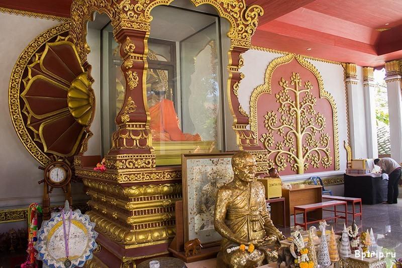 Храм Ват Кунарам на Самуи