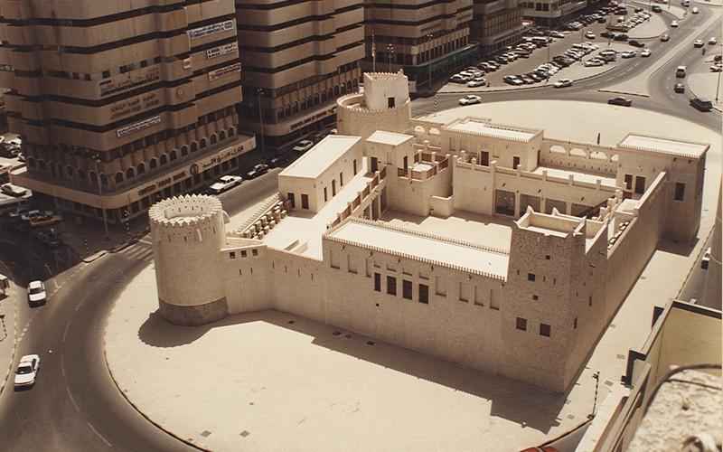 форт Аль-Хисн в Шардже