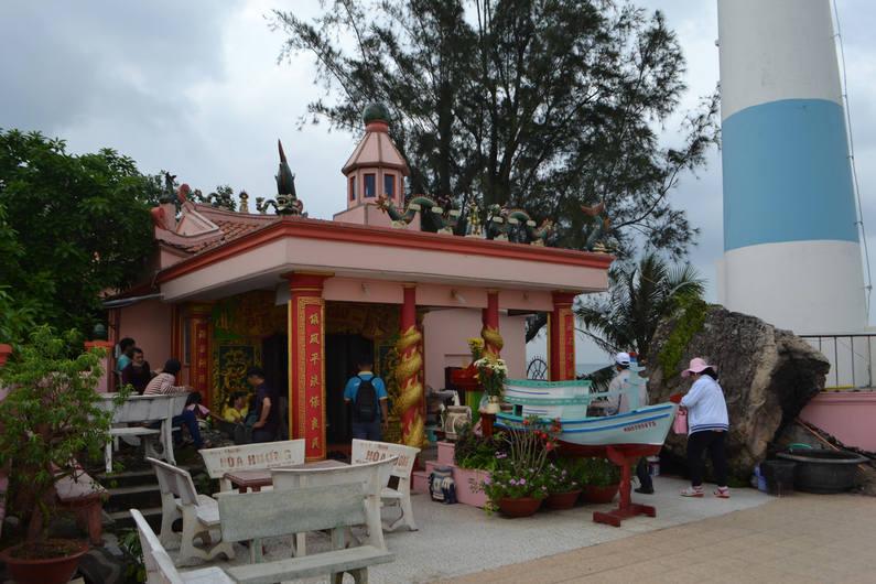 Замок Динь Кау
