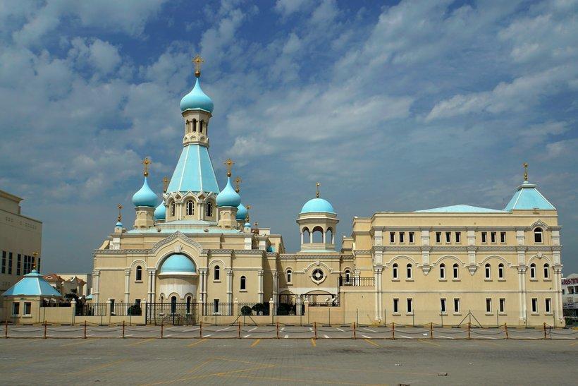православная церковь Св. Филиппа в Шардже