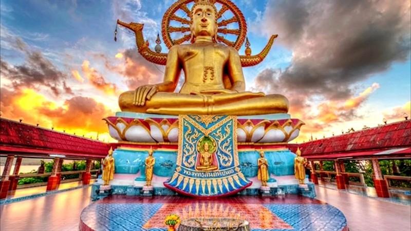 храм Большого Будды на Самуи
