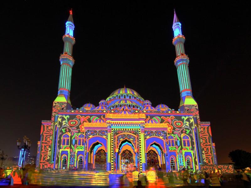 мечеть Аль-Нур в Шардже
