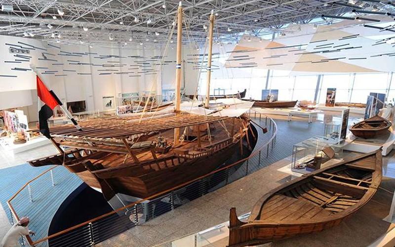 морской музей в Шардже