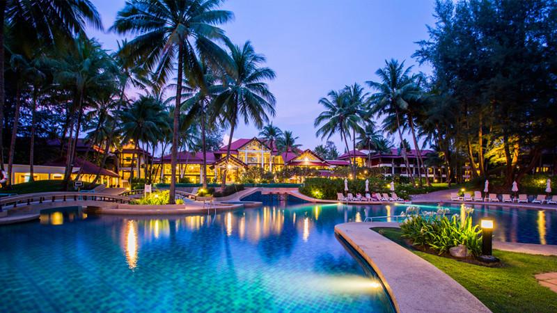 забронировать номер в отеле Dusit Thani Laguna Phuket (Пхукет, Таиланд)