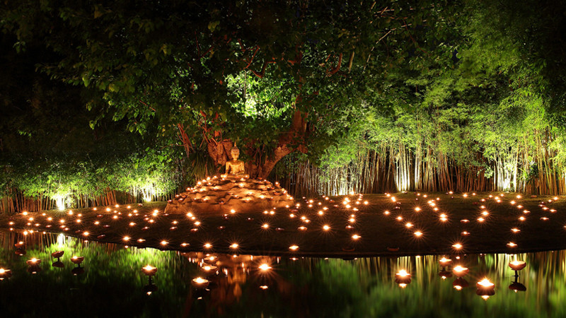 Национальный парк Сиринат в Таиланде
