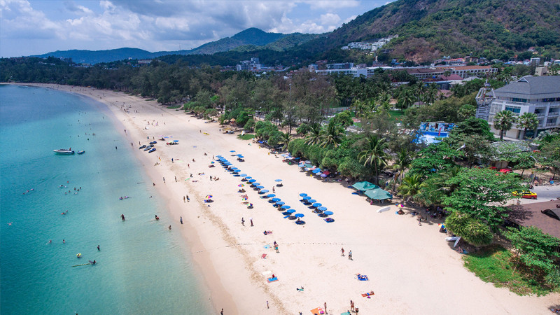 Пляж Ката на Пхукете - отзывы и описание