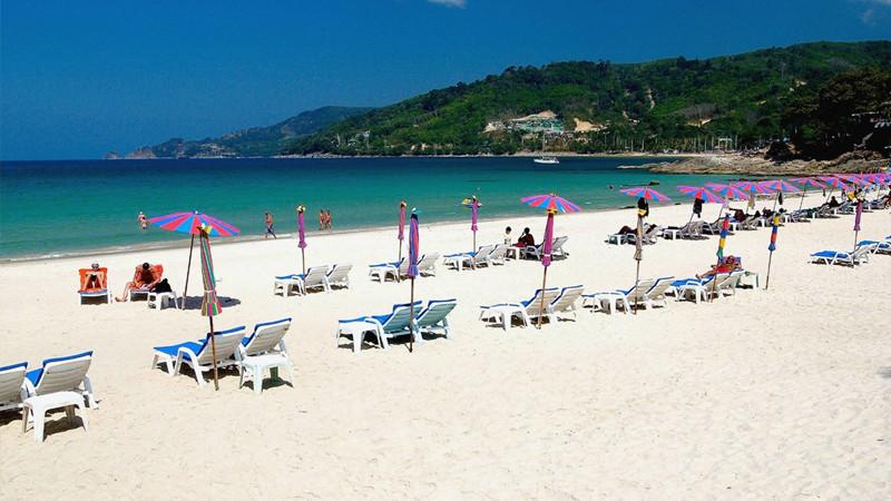 Пляж Патонг - отзывы туристов