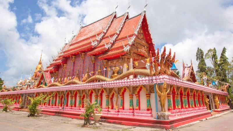 Храм Ват Прананг Санг на Пхукете