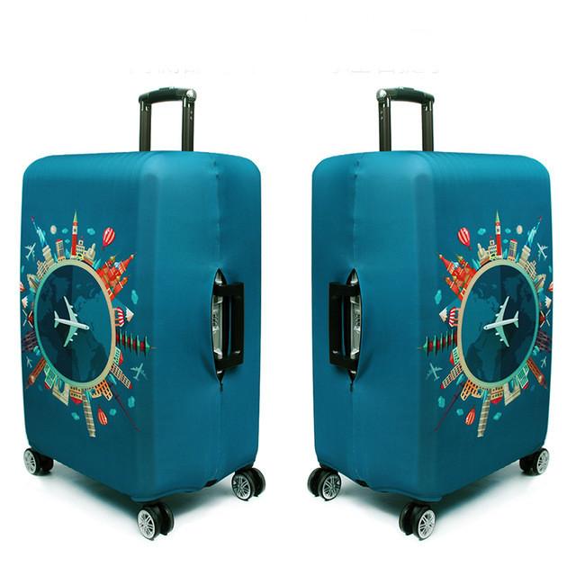 купить защитный чехол для чемодана с доставкой из России