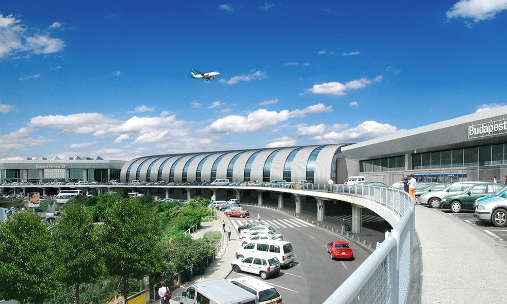 Как доехать из аэропорта Будапешта до вокзала Келети