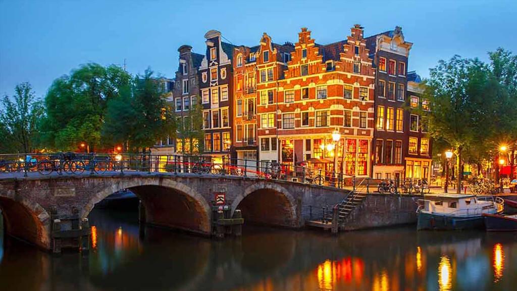 Район Йордан в Амстердаме