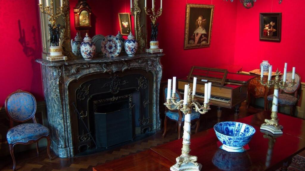 Музей семьи Хелфинк в Амстердаме