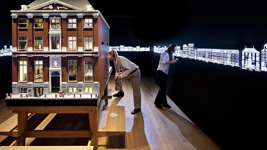 Музей каналов в Амстердаме