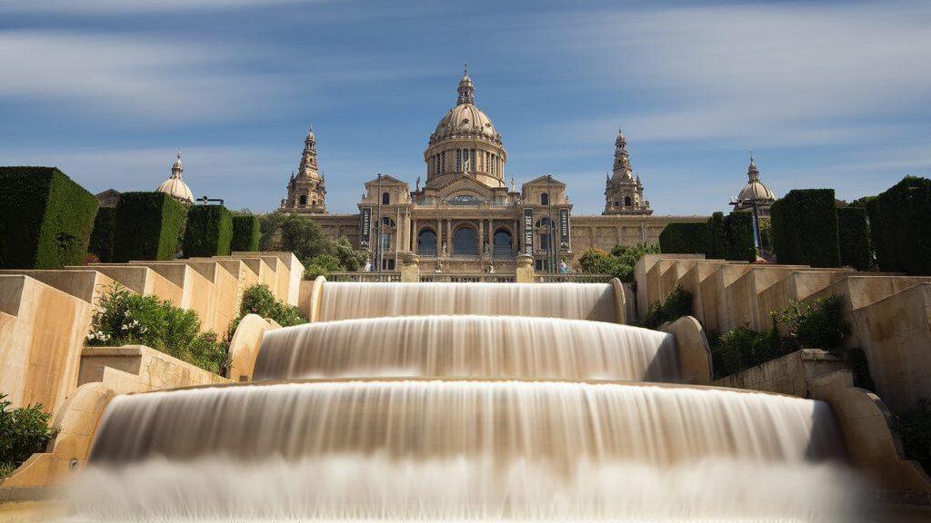 Музей каталонского искусства в Барселоне