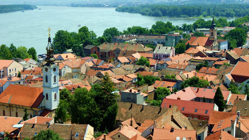 Район Земун в Белграде