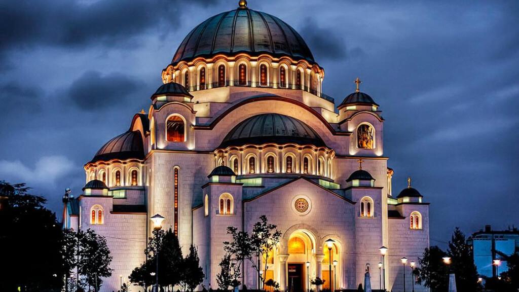 Собор Святого Савы в Белграде