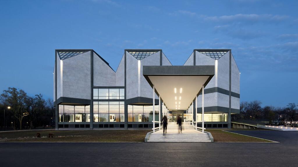 Музей современного искусства в Белграде