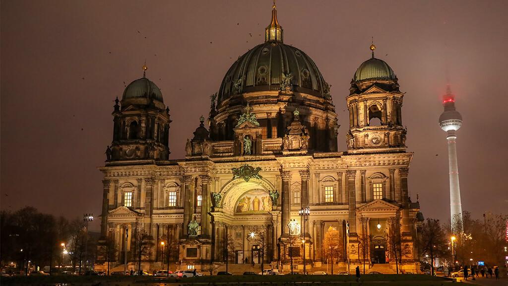 Берлинский собор в Берлине