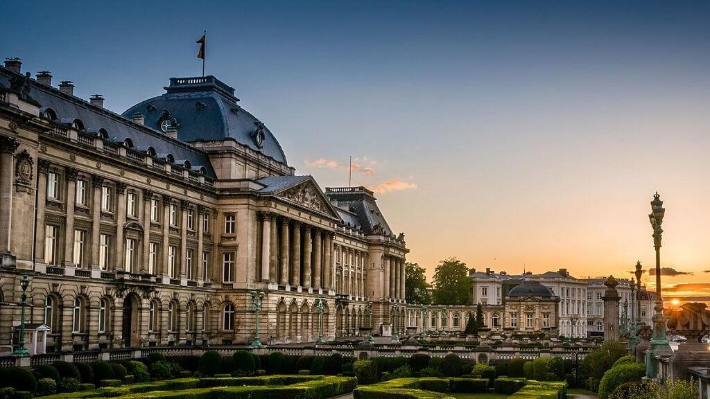 Королевский дворец в Брюсселе