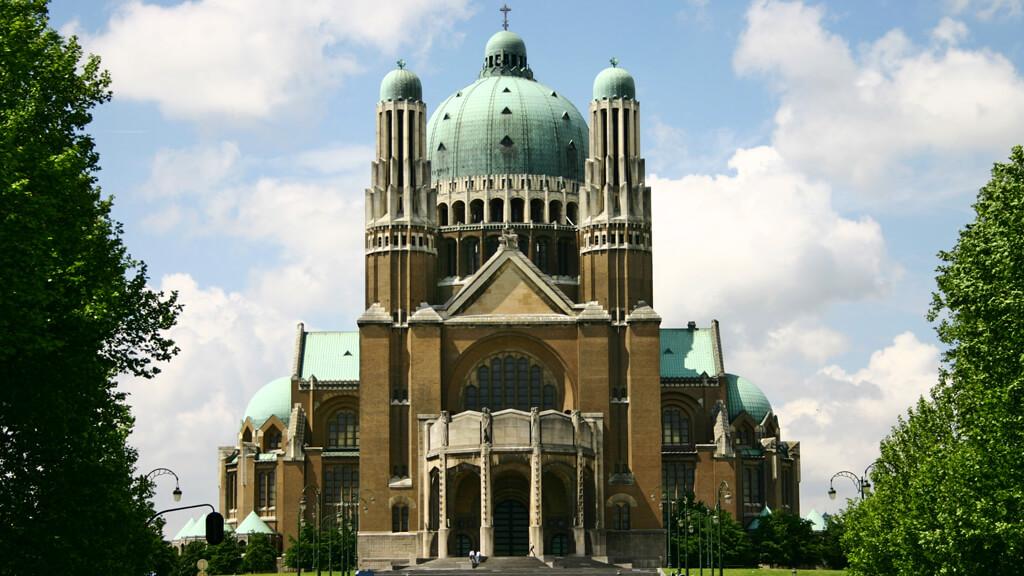 Базилика Святого Сердца в Брюсселе