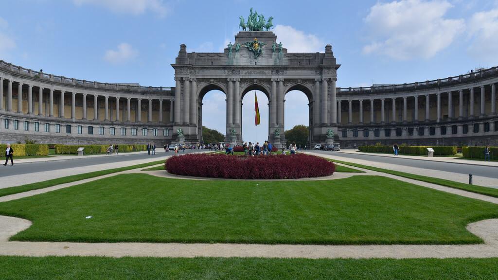 Парк 50-летия в Брюсселе
