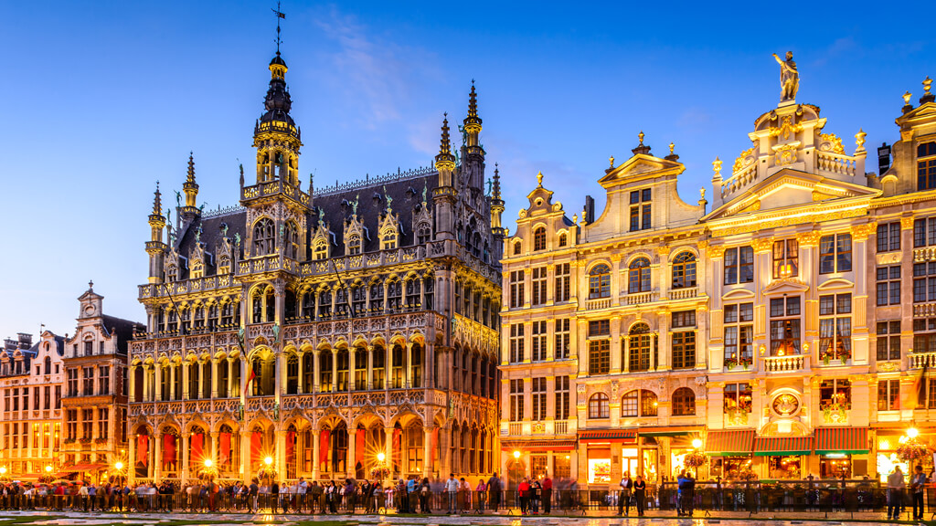 Городской музей в Доме Короля в Брюсселе