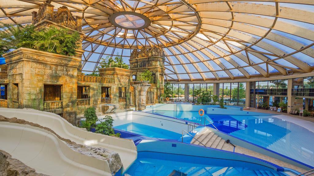 Аквапарк Aquaworld в Будапеште