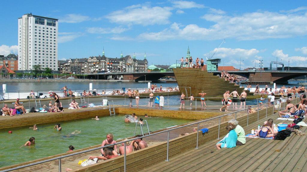 Купальня Copenhagen Harbour Baths