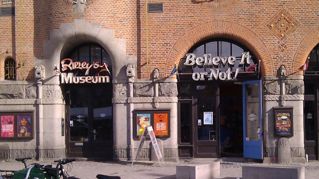 """Музей Рипли """"Веришь или нет?"""" в Копенгагене"""