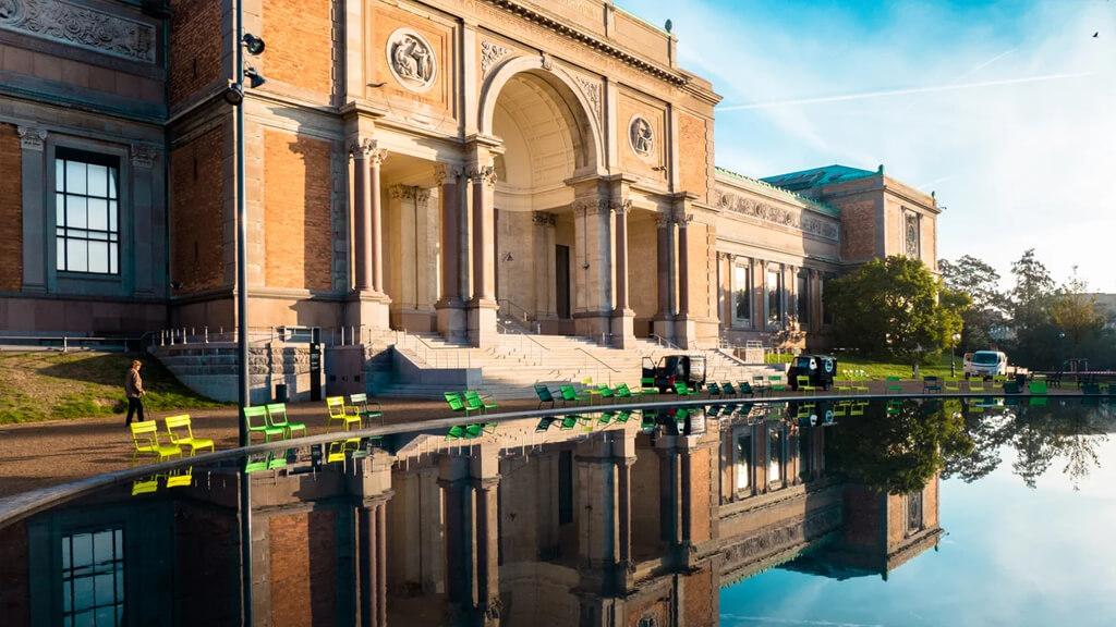 Национальная галерея в Копенгагене