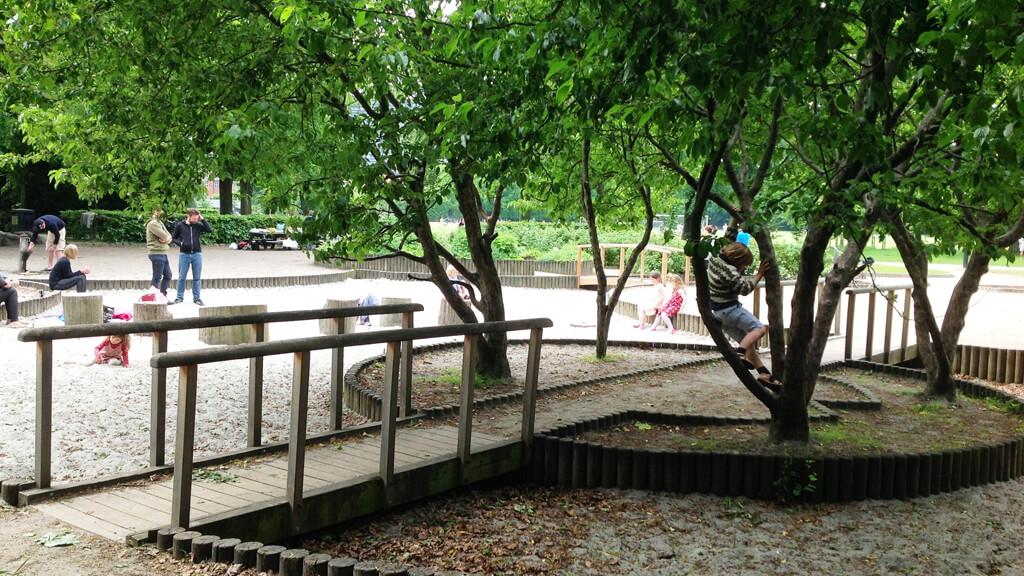Феллед Парк в Копенгагене