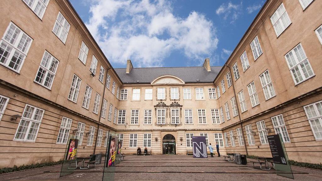 Национальный музей Дании в Копенгагене