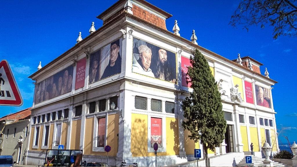 Музей старинного искусства в Лиссабоне