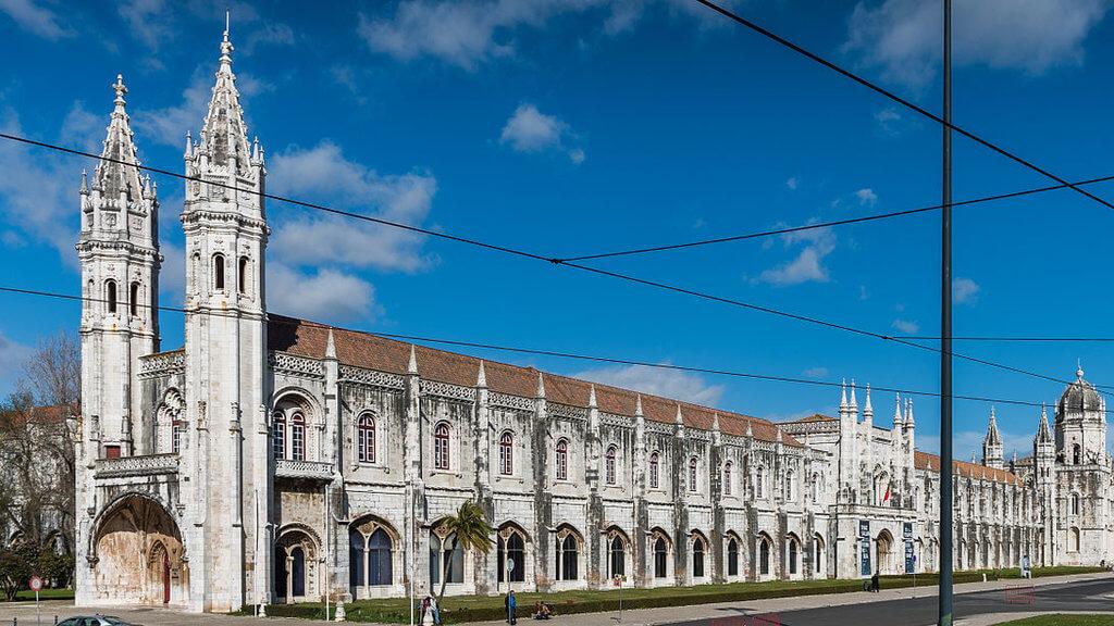 Морской музей в Лиссабоне