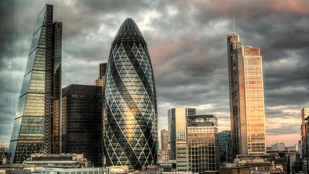 Башня Мэри-Экс в Лондоне