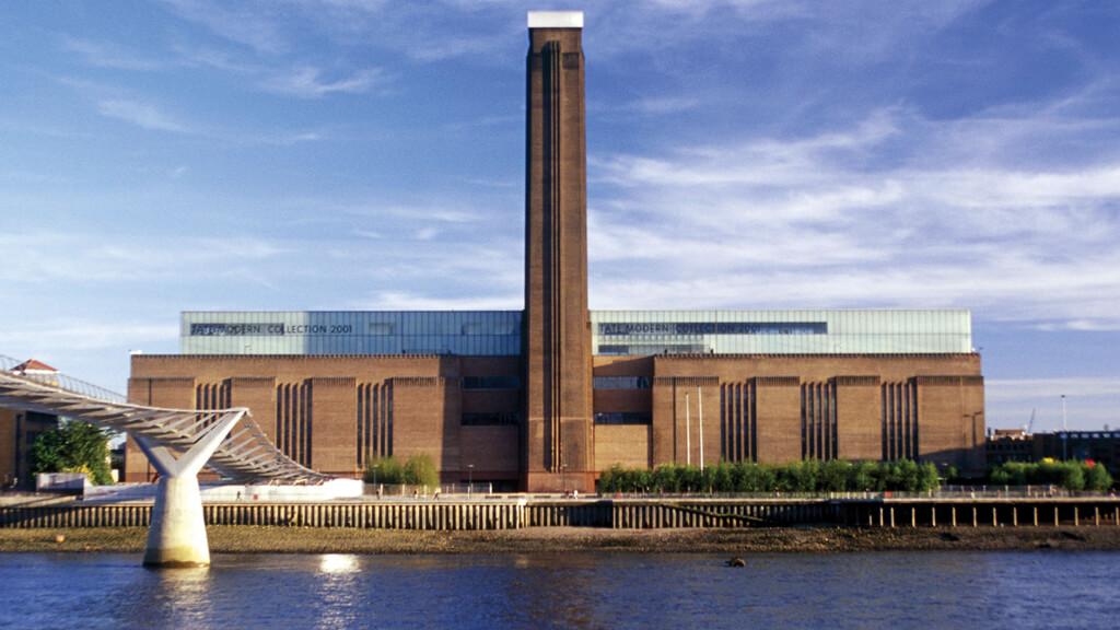 """Галерея """"Tate Modern"""" в Лондоне"""