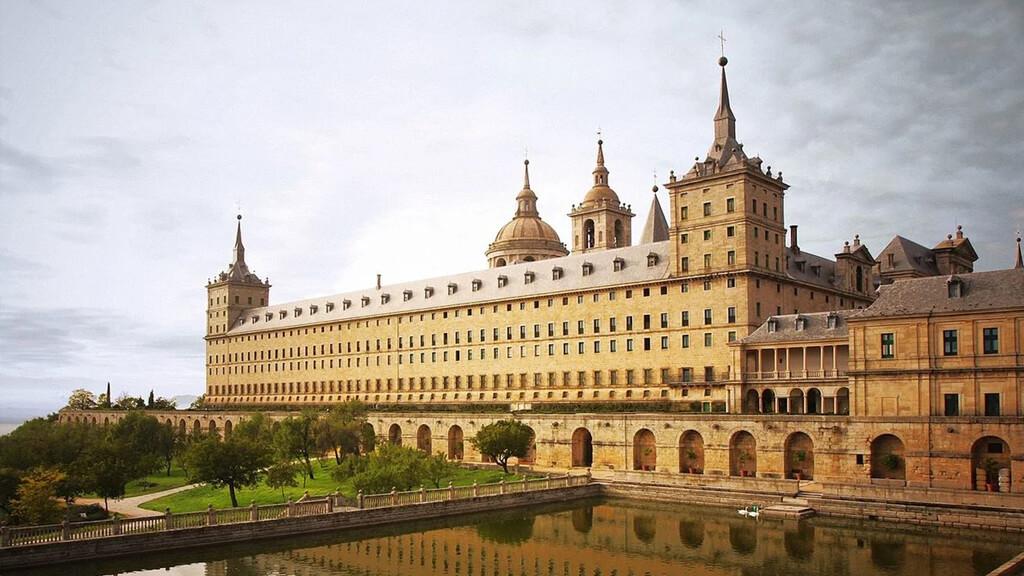 Эскориал в Мадриде