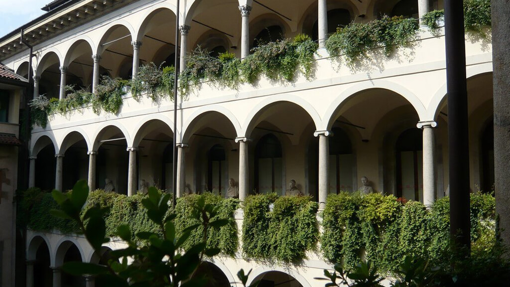 Галерея Амвросиана в Милане