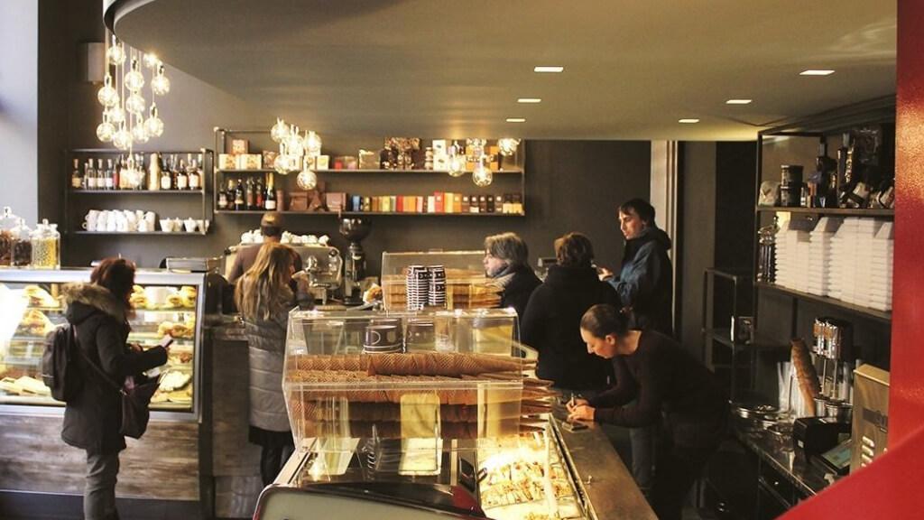 Кафе Chocolat в Милане