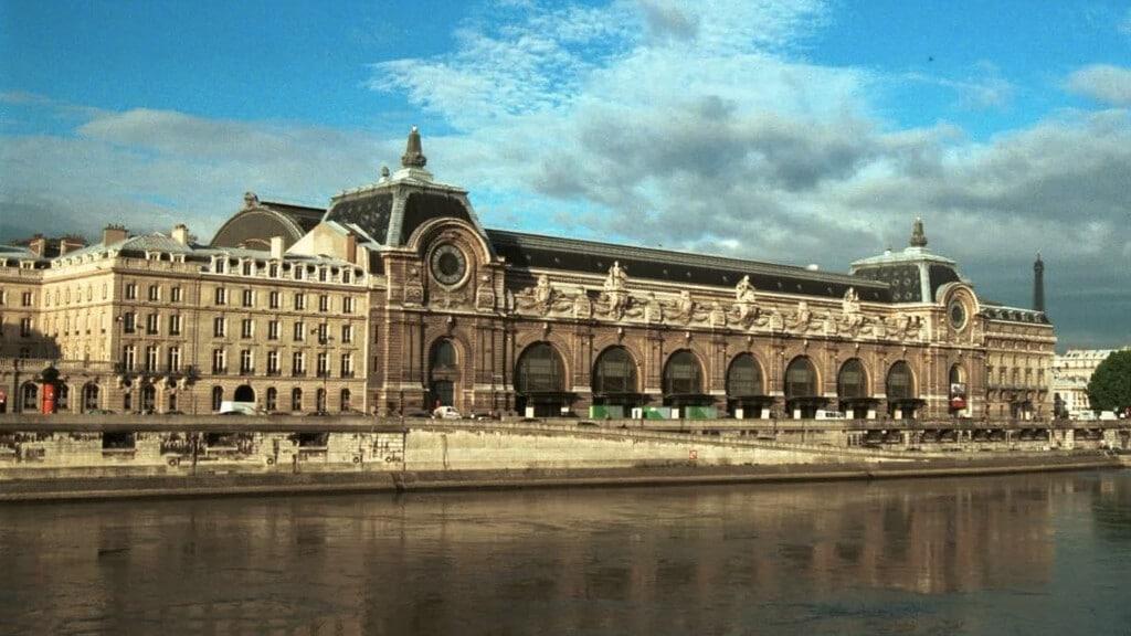 Музей Орсе в Париже